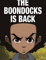 The Boondocks Adult Swim poster season 4 2014