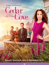 Cedar Cove Hallmark Channel poster season 2 2014
