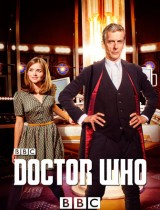 Doctor Who BBC America poster season 8 2014
