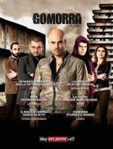 Gomorra poster Sky Atlantic season 1 2014