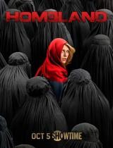 Homeland poster Showtime season 4 2014