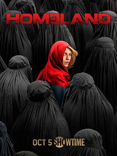 Homeland - Saison 1 a 4 [VOSTFR-HDTV-HD 720p]