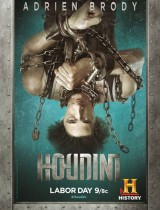 Houdini poster History Channel 2014