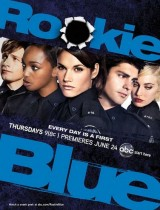 Rookie Blue ABC poster season 1 2010