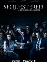 Sequestered Crackle poster season 1 2014