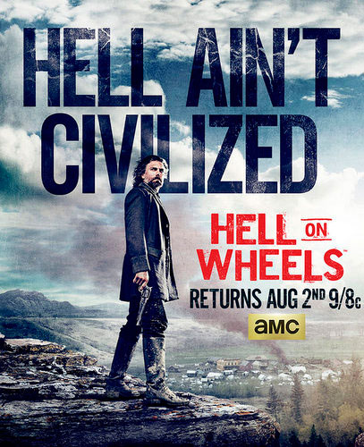 Hell On Wheels : l'Enfer de l'Ouest – Saison 4