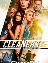 Cleaners poster Crackle season 2 2014