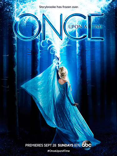 Once Upon A Time poster ABC season 4 2014