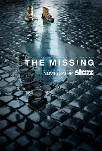 The Missing Starz poster season 1 2014