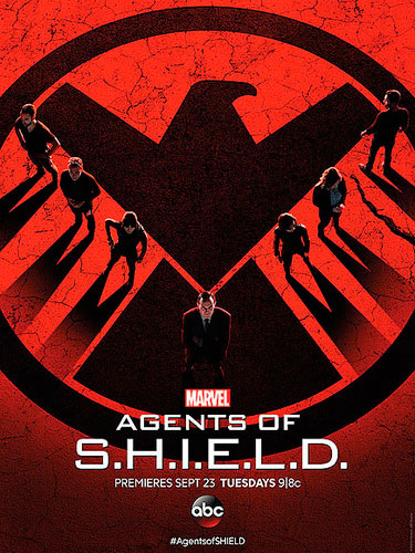 Agents of SHIELD poster ABC season 2 2014