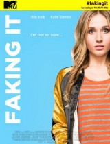 Faking It poster MTV season 2 2014
