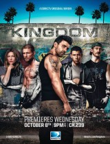 Kingdom season 1 DirecTV poster 2014