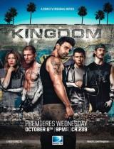 Kingdom season 1 DirecTV poster 2014