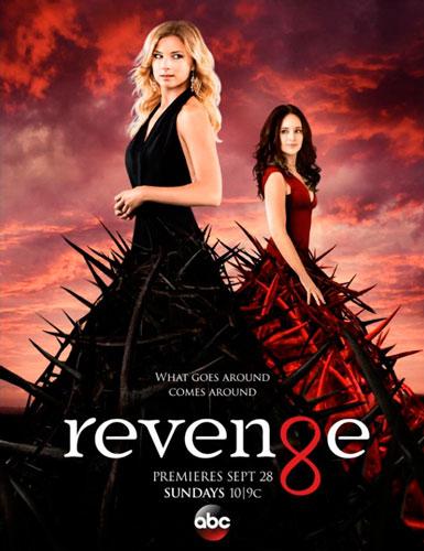 Revenge poster ABC season 4 2014