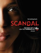 Scandal poster ABC season 4 2014