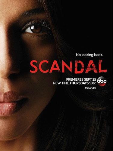 Scandal poster ABC season 4 2014