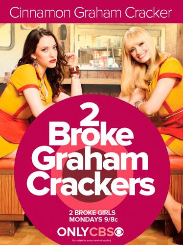 2 Broke Girls season 4 2014 CBS