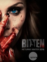 Bitten poster Space season 2 2015