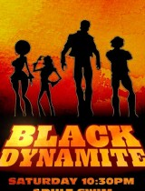 Black Dynamite poster season 2 Adult Swim poster