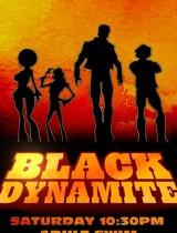 Black Dynamite poster season 2 Adult Swim poster