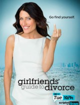 Girlfriends Guide to Divorce Bravo poster season 1 2014