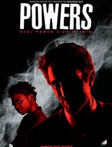 Powers poster season 1 2014 PlayStation Network