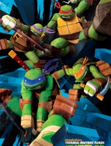 teenage mutant ninja turtles Nickelodeon season 3 2014