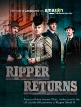 Ripper Street Amazon season 3 2014