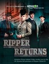 Ripper Street Amazon season 3 2014