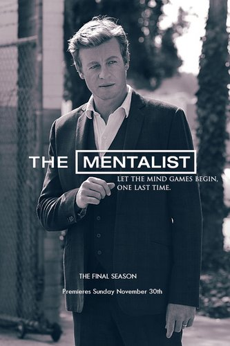 The Mentalist Season 7 Tv Show Poster