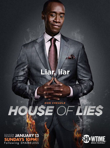 House of Lies S04 complète