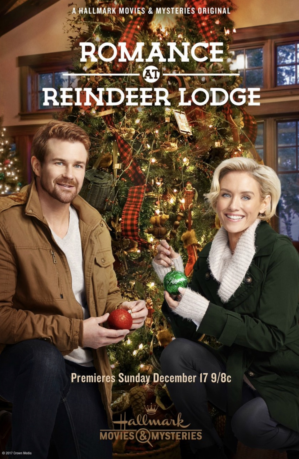 Romance at Reindeer Lodge (2017)