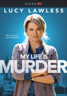 My Life Is Murder (season 2) tv show poster