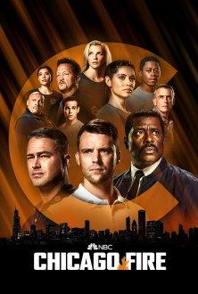 Chicago Fire (season 10) tv show poster