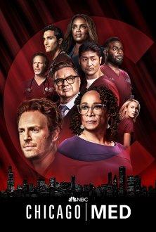 Chicago Med (season 7) tv show poster