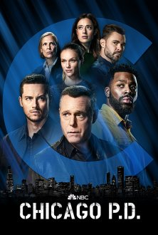 Chicago P.D. (season 9) tv show poster