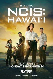 NCIS: Hawai'i (season 1) tv show poster