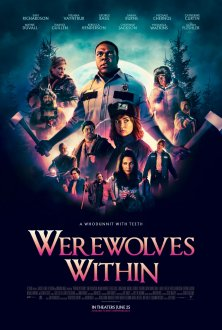 Werewolves Within (2021) movie poster
