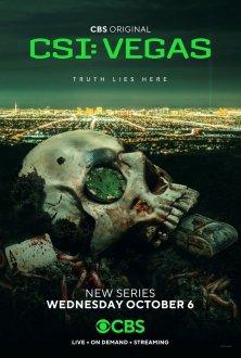 CSI: Vegas (season 1) tv show poster