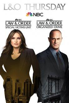 Law & Order: Organized Crime (season 2) tv show poster